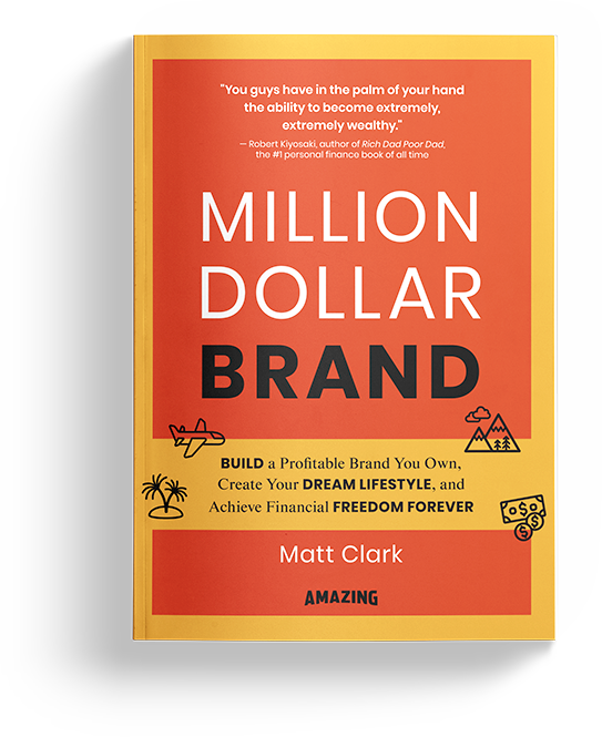 million dollar brand book