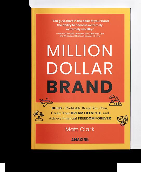 million dollar brand book