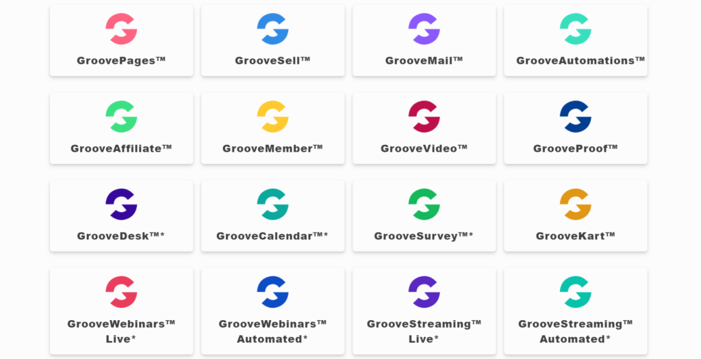 GrooveFunnels Apps