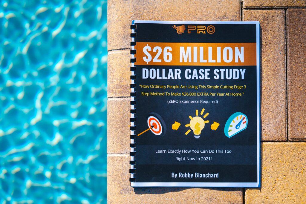 Robby Blanchard 26 Million Dollar Case Study Book