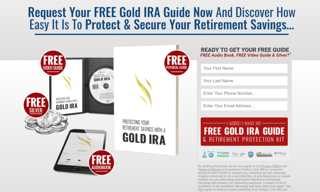 Goldco Free Gold IRA Guide