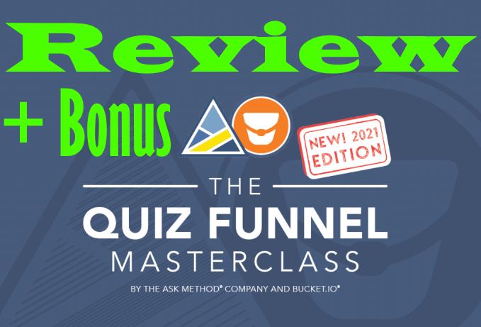 Quiz Funnels Review and Best Bonus
