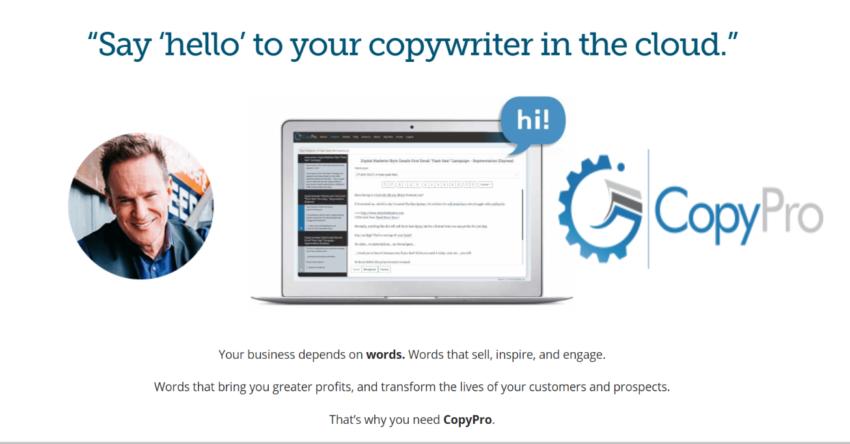 CopyPro Review Copywriting software