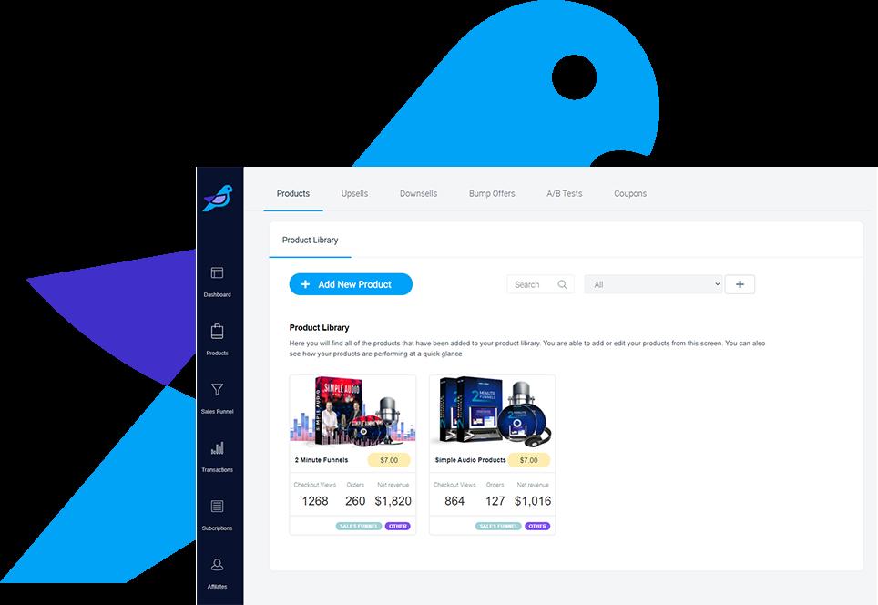 MintBird features 2