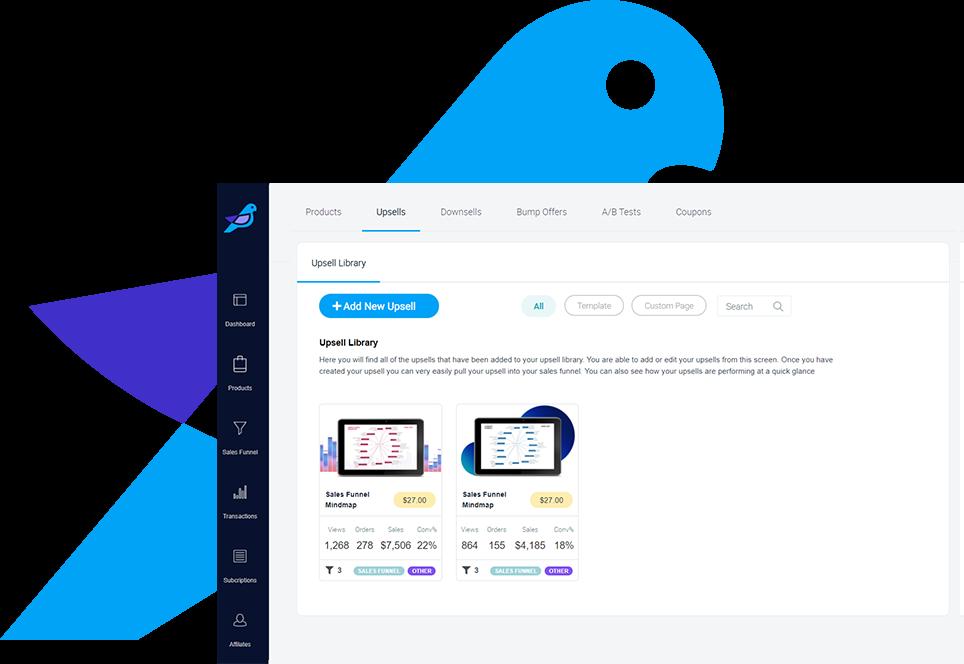MintBird features 3