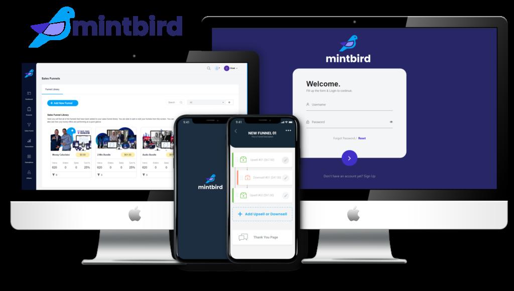 MintBird Cart & Funnel Builder
