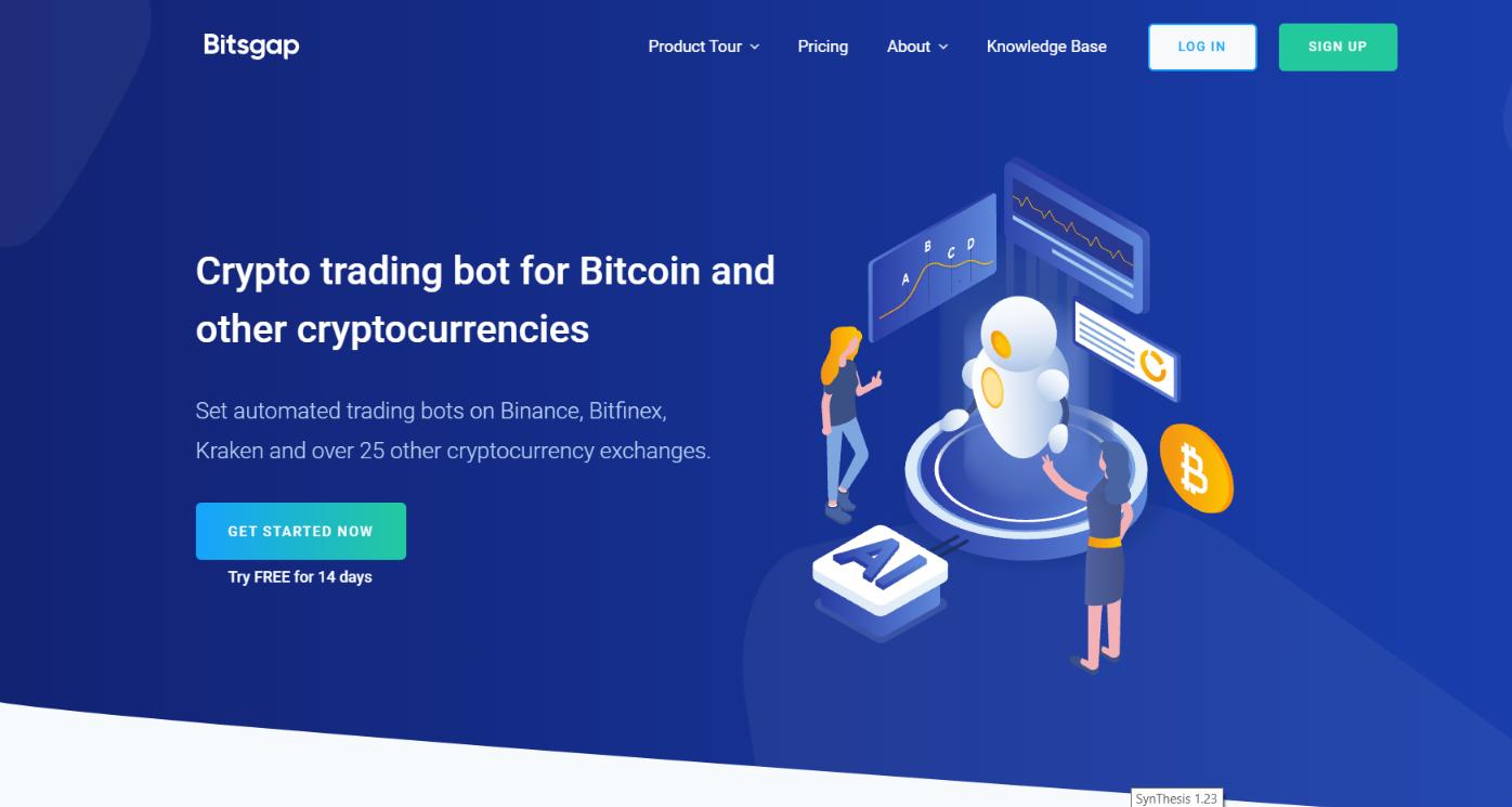 Bitsgap Trading Bots
