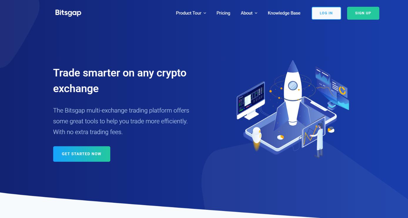 Bitsgap crypto trading platform